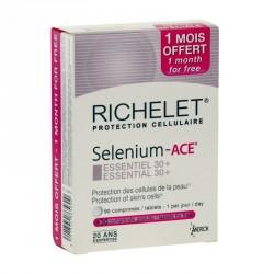 Richelet selenium-ace essentiel 30+ 90 comprimés