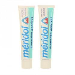 Meridol dentifrice soin des gencives irritées 2x75ml