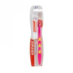 Elmex brosse à dents souple enfants 0-3 ans
