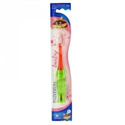 Elgydium brosse à dents bébé 0-2 ans