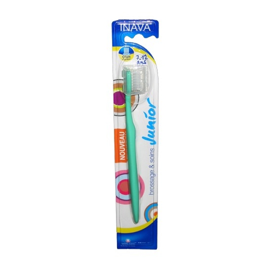 Inava brosse à dents junior 7-12 ans