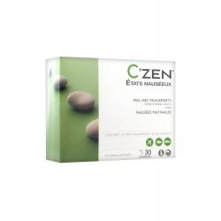 Bausch & Lomb C'Zen États Nauséeux 30 Comprimés