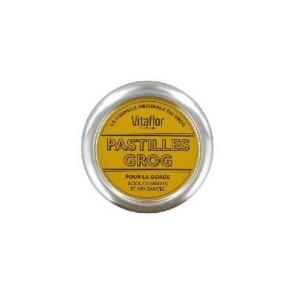 Vitaflor Pastilles Grog 45 g