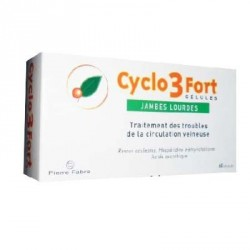 Cyclo 3 Fort 60 Gélules
