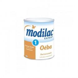 Modilac expert oéba1 de 0 à 6 mois 800g