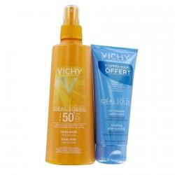 Vichy offre Spray 50 200ml+apr sol