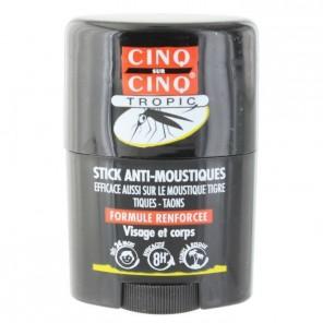 Cinq sur Cinq Tropic Anti Mousquites 20 ml