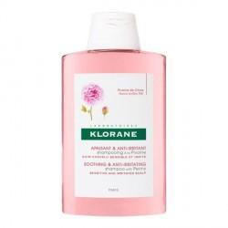 Klorane shampooing apaisant & anti irritant à la pivoine 400ml