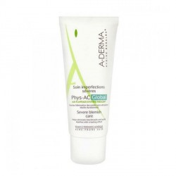 Aderma phys-ac global soin anti-imperfections 40ml