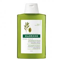 Klorane Shampooing à l'Extrait Essentiel d'Olivier 200ml