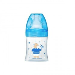 Dodie biberon sensation+ bleu 150ml