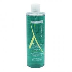 A-Derma Phys-ac gel moussant 400ml