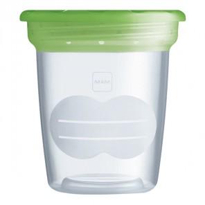 Mam Pot de conservation pour le lait maternel et les aliments bébé