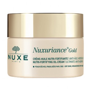Nuxe Nuxuriance gold crème-huile nutri-fortifiante pot 50ml