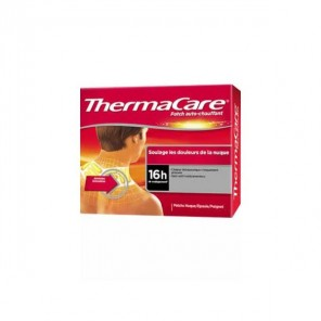 THERMACARE PATCH GM NUQUE X6