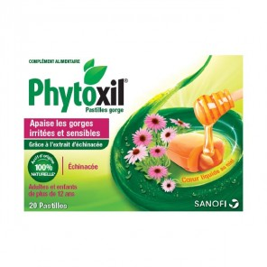 PHYTOXIL 20 PASTILLES