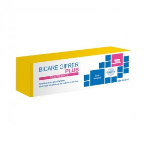 BICARE PLUS DENT MENTHOL 75ML