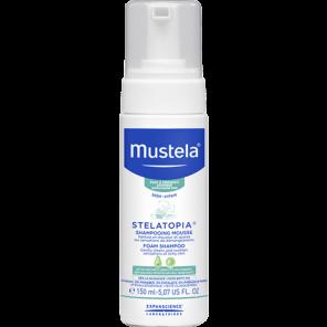 Mustela Stelatopia shampooing mousse 150ml
