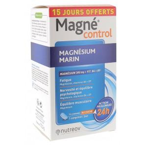 Nutreov magné control magnésium marin 75 comprimés