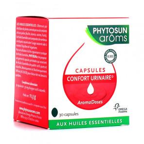 Phytosun aroms aromadoses confort urinaire 30 capsules