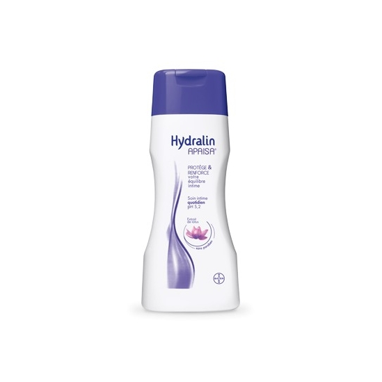 Hydralin apaisa soin intime quotidien 400ml