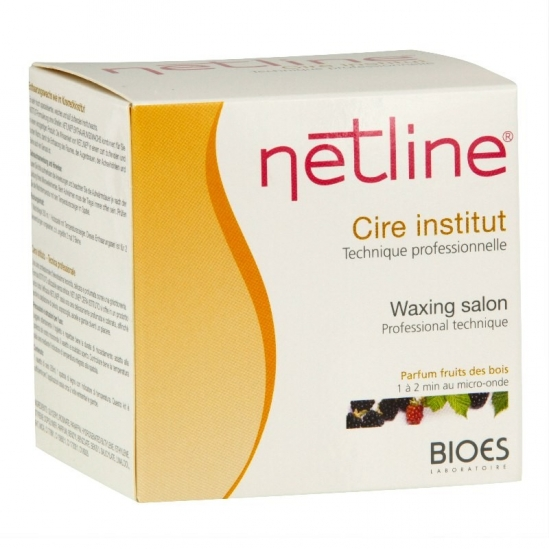 Netline cire institut fruits des bois 250ml